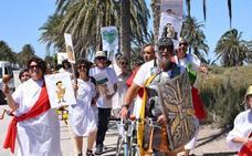 Los romanos regresan a Turaniana para denunciar su abandono y olvido