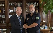 Antonio Torres se despide como inspector de Policía Local