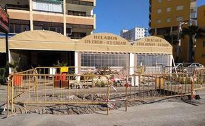 El quebradero de cabeza de las obras municipales en Roquetas