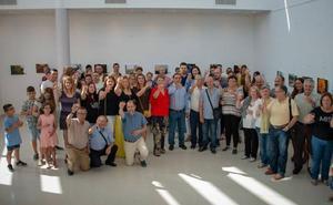La Afam cierra el curso con una exposición fotográfica en el Centro Cultural de La Mojonera