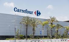 Todo listo para la apertura del hipermercado Carrefour