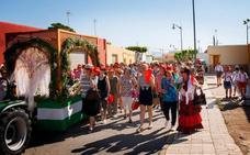 La Mojonera vive desde mañana sus fiestas patronales en honor a San Pedro y la Virgen de Fátima