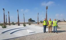 La Junta arregla la rotonda final de la variante de Roquetas
