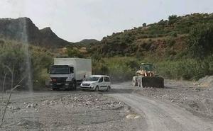 Ecologistas reclaman a la Fiscalía que actúe contra los movimientos de tierras en la Rambla del Cañuelo