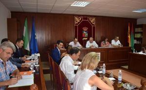 Rodrigo Rodríguez, nuevo concejal del PP en el Ayuntamiento de Vícar