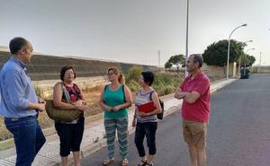 IU reclama mejoras ante el abandono de La Rocalla