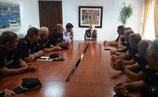Amat reúne a los mandos de la Policía Local para analizar la situación de la seguridad