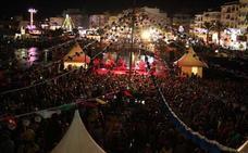 Medina Azahara protagoniza la primera jornada de fiestas de El Puerto este lunes