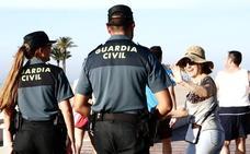 Detenido el presunto autor de cuatro robos con violencia en Roquetas