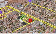 Restricciones de tráfico con motivo de La Vuelta Ciclista en las zonas turísticas