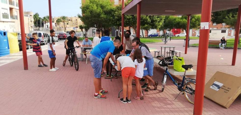Los adolescentes analizan en un pleno este viernes la movilidad del municipio