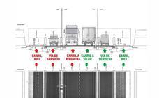 IU pide cambios en la reforma de la carretera de Zamora para mejorar la seguridad vial