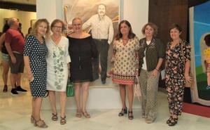 Un grupo de 53 artistas rinde homenaje a Juan Ibáñez con una muestra colectiva