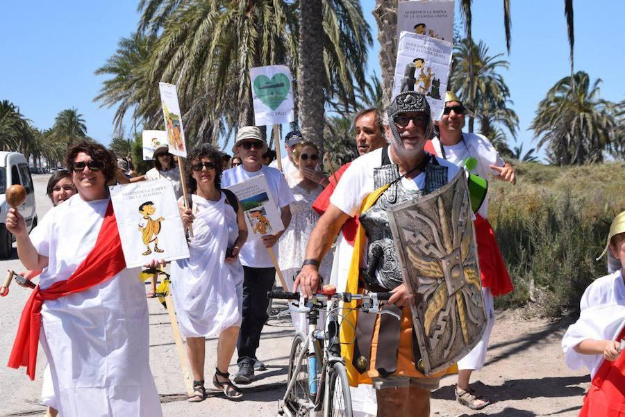 El Ayuntamiento prepara un plan para proteger y poner en valor el yacimiento de Turaniana