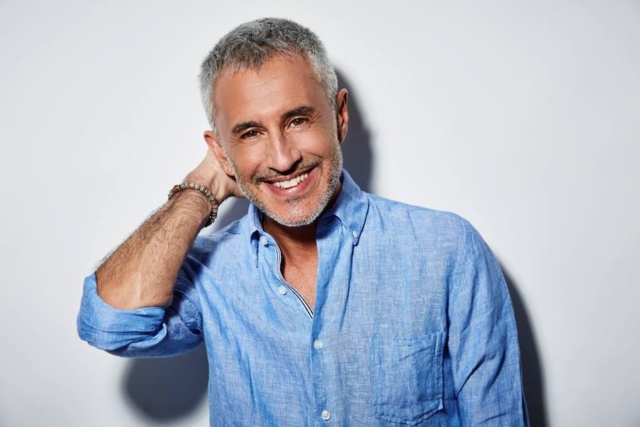 Sergio Dalma llega este sábado al Teatro Auditorio de Roquetas