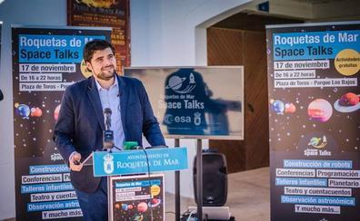 La investigación espacial protagoniza una jornada familiar en la Plaza de Toros