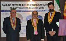 Roquetas acogió la gala de entrega de los premios gastronómicos de Radio Turismo