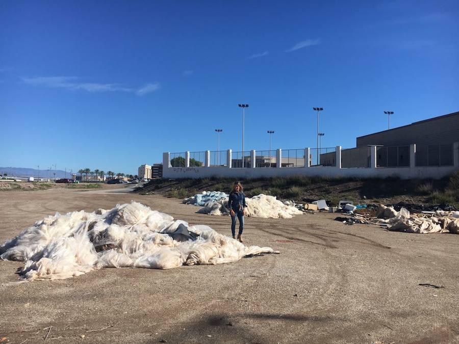 Ciudadanos cree «alarmante» el abandono de los barrios de Las Marinas y Urbanización