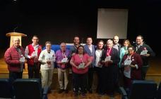Voluntarios de Cruz Roja celebraron un encuentro en Roquetas de Mar