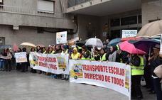 Las AMPAS dispuestas a gestionar el transporte escolar si el Ayuntamiento lo paga
