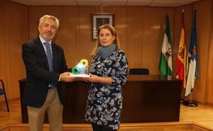Ecopilas premia a Roquetas por ser la recogida de pilas durante La Vuelta