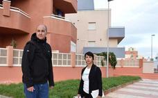 IU denuncia el creciente «abandono» e «insalubridad» del barrio de Buenavista