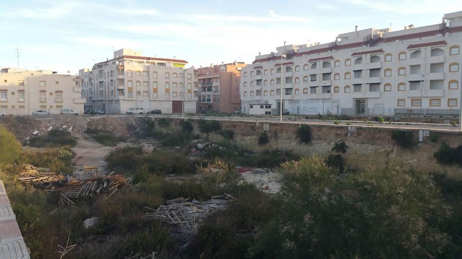 Buscan al autor de una agresión sexual ocurrida en Las Marinas de Roquetas