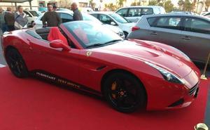 Paseos en Ferrari para disfrutar y regalar esta Navidad