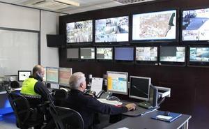 La instalación de cámaras de videovigilancia en las calles enfrenta al PP y Ciudadanos