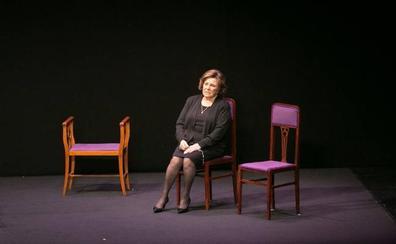 Lección de interpretación de Lola Herrera en 'Cinco horas con Mario'