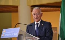 Amat anuncia que deja la Diputación para centrarse en la Alcaldía de Roquetas