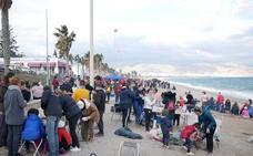 El mal tiempo no impidió que miles de roqueteros disfrutaran de Las Moragas