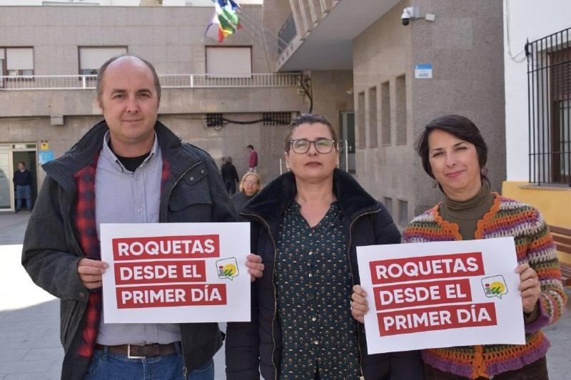 IU calienta motores de cara a las municipales con la campaña 'Desde el primer día'