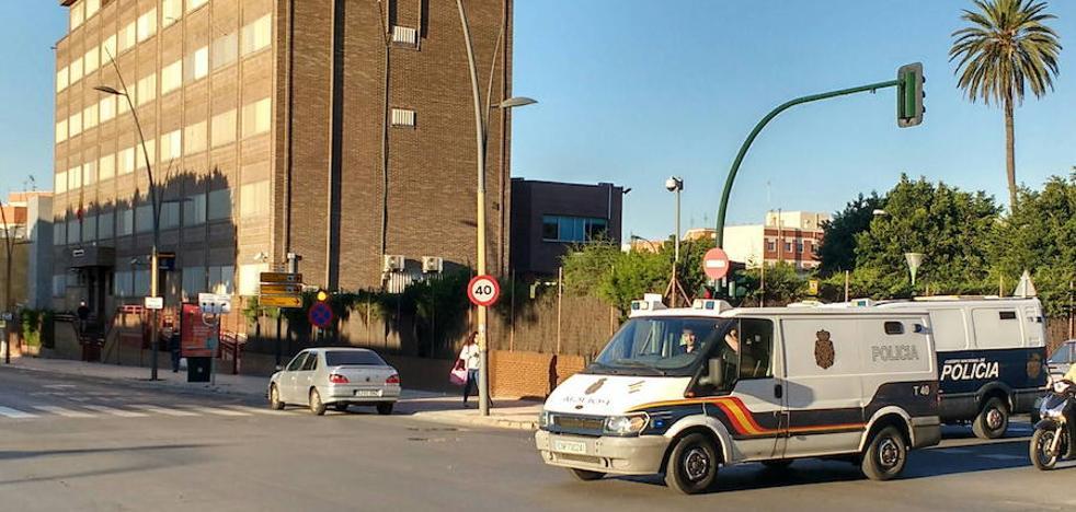 Dos detenidos en Roquetas de Mar por matar a un hombre en Barcelona