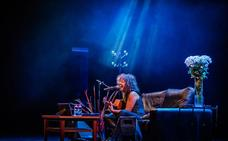 Rosana triunfó en el Teatro Auditorio