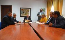 Acuerdo de colaboración entre el Ayuntamiento y la Federación Gitana