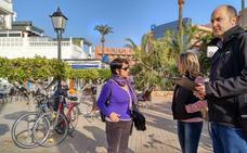 IU denuncia una oleada de robos y vandalismo en Playa Serena y reclama a Amat que salga de su «desidia»