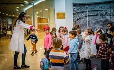 Ciencia Park 2 se estrena con un éxito de público en el entorno de Los Bajos