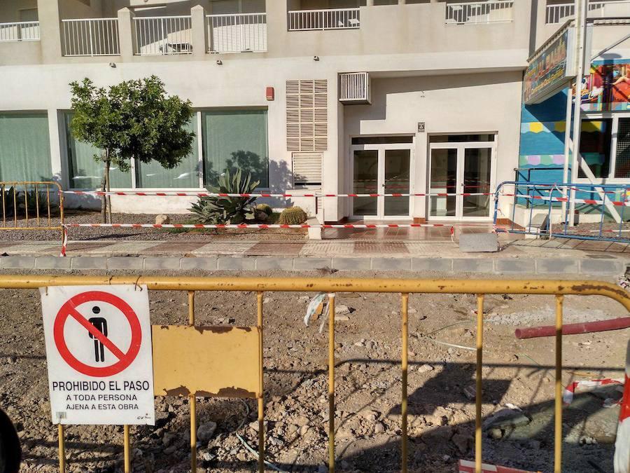 El Ayuntamiento prevé gastar 240.000 euros en hormigón para reparaciones