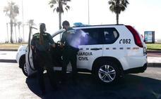Detenido tras ser localizado in fraganti robando en una vivienda de Roquetas