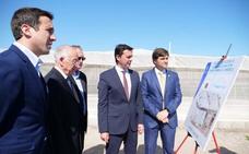 Diputación invertirá 2,5 millones en el nuevo puente de la rambla del Cañuelo