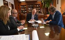 Los proyectos de la EDUSI arrancan con la adjudicación del contrato de reforma de la sala 092