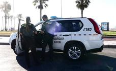 Detienen a un hombre en Roquetas tras robar una cartera con 3.500 euros