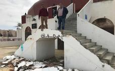 El PSOE responsabiliza a Amat del «deterioro y degradación» que sufre la Plaza de Toros