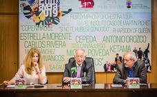 Antonio Orozco, Miguel Poveda o Carlos Rivera, entre los nombres de la primavera del Auditorio de Roquetas