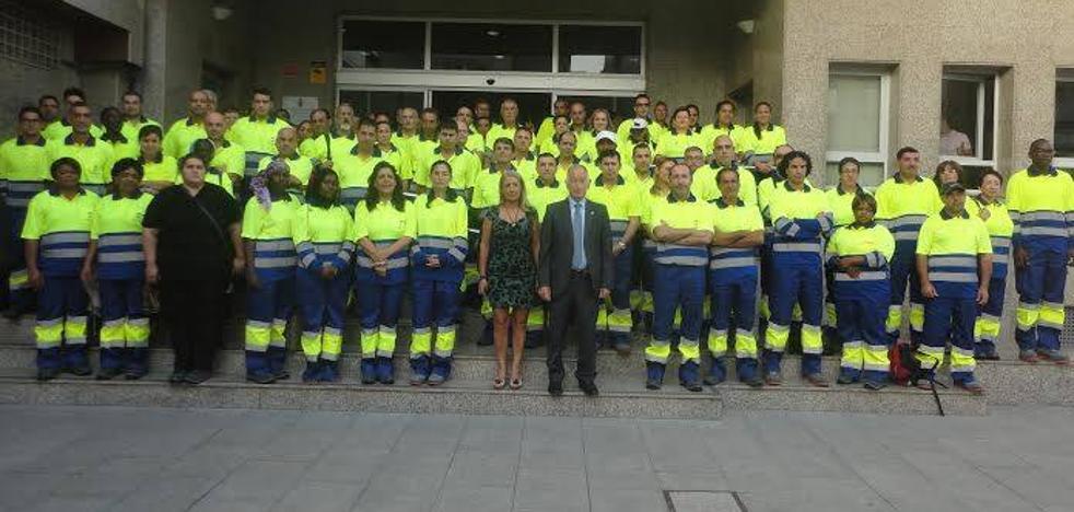 Contratadas un total de 145 personas con sueldos de entre 1.700 y 1.300 euros durante un año