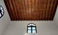 Alertan de la destrucción del suelo y el techo originales de la casa del futuro museo histórico