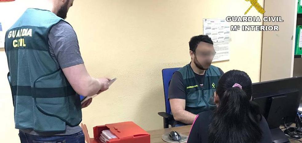 Detienen a una mujer en Roquetas por simular el robo de 82.000 euros