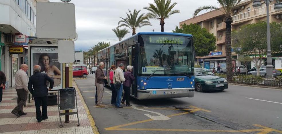 El futuro bus urbano tendrá cuatro líneas y prevé una aportación municipal de un millón de euros anuales