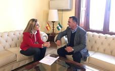 La Mojonera pide a la Junta una circunvalación y la ampliación del centro de salud con servicio de urgencias